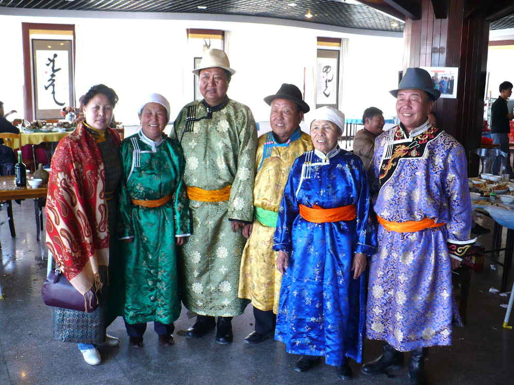 mongolia dating customs